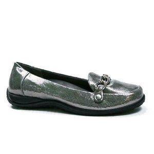 NWOB VIONIC loafers shoes faux lizard ALDA 7